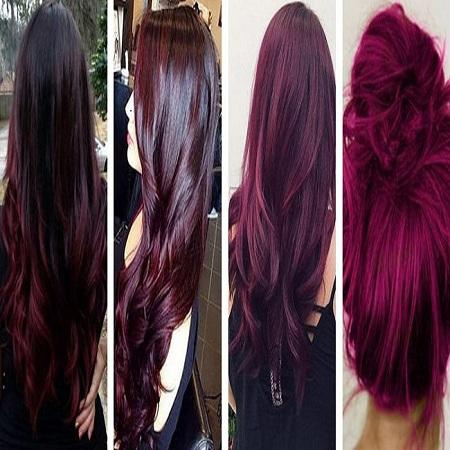 private labelling service salon hair dye  Organic based Hair - hair78614630012018