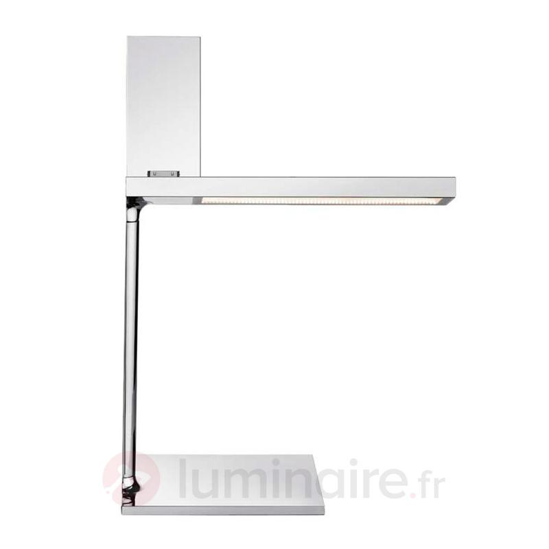 DE-Light - Lampe de table, chrome 8 broches - Lampes à poser designs