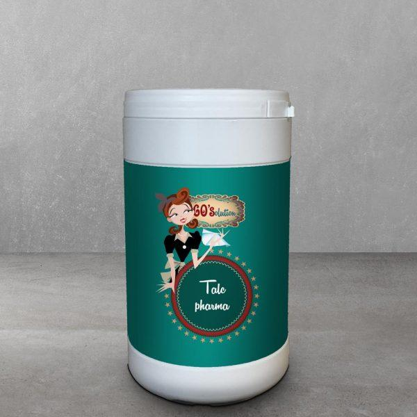 Talc Pharma 60'solution - null
