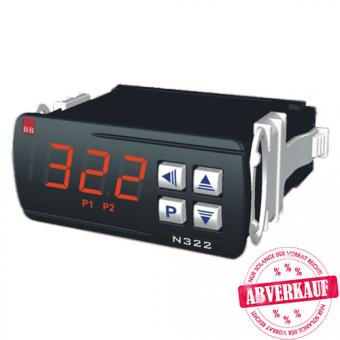 Controller N322 - Pt1000 - Temperature measurement devices