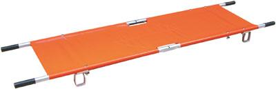 10-1 FOLDING STRETCHER - Immobilization / Transfer Stretchers