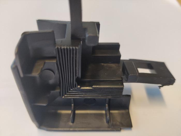 elastomer moulding - Injection moulding in termoplastic elastomer and rubber