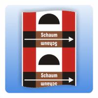 Feuerlöschleitung Schaum - null