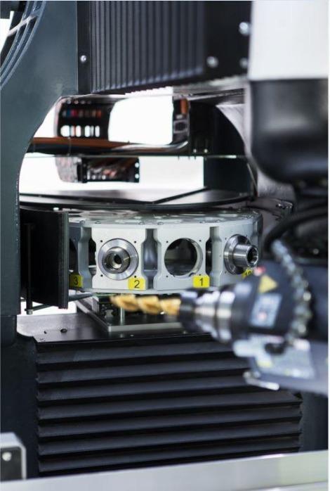 AIM 7510 -  5 AXES ALUMINIUM PROFILE PROCESSING CENTER