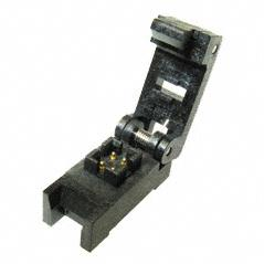 SOCKET 4PAD 3.2X2.5 CRYSTAL - Abracon LLC AXS-3225-04-12