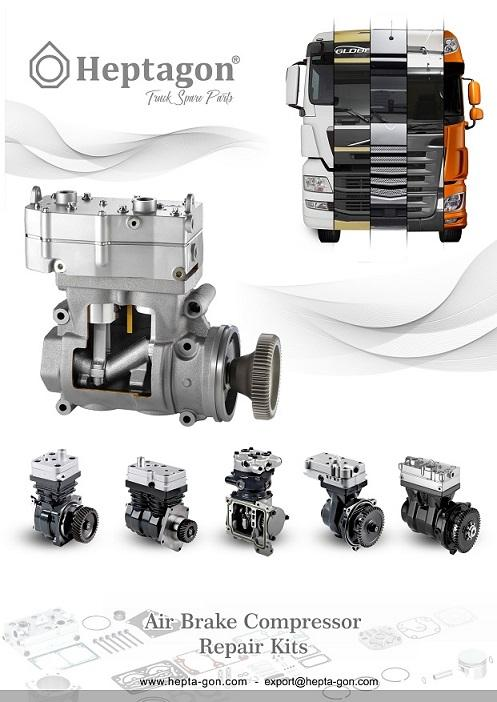 air brake compressors&kits
