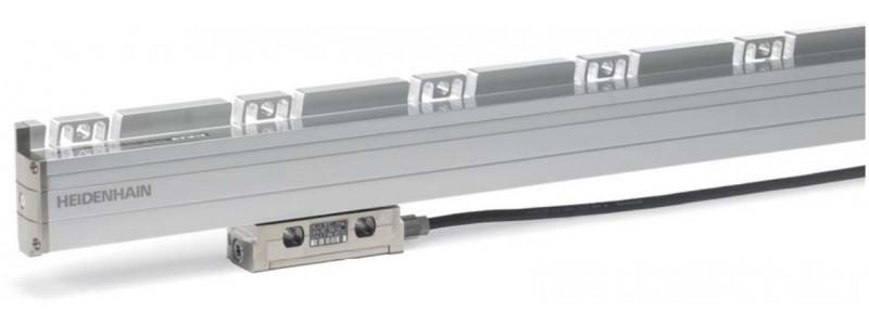 LS 100 系列封闭式直线光栅 - LS 100 封闭式直线光栅 标准光栅尺外壳 增量式位置测量