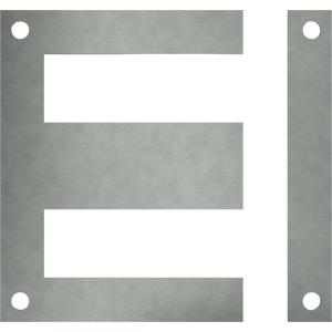 Lamierini monofase Serie EI con I ribassata - Trasformatori