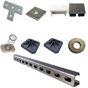 Slotted Channel - Slotted Channel and Accessories for HVAC Syetmes