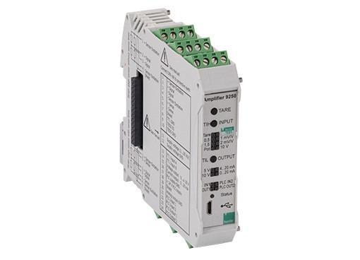 9250 系列通用型放大器 - 测量放大器、快速、高精度、集成话、成本效益、TEDS、操作超便捷