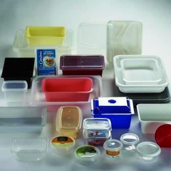 Decatrays - Sealable containers and trays - Wide standard range of MAP containers and trays