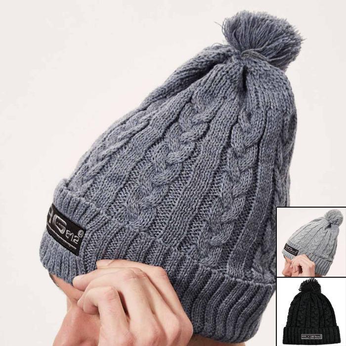 Grossista Cappello RG512 - Cappello Guanti Sciarpa