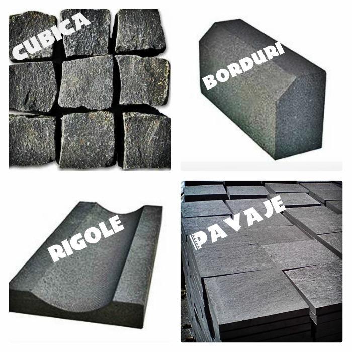piatra cubica - piatra naturala