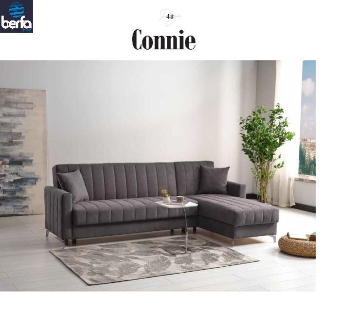 Hjørne Connie - Hjørne sofa sæt, Hjørne Sovesofa, Sovesofaer