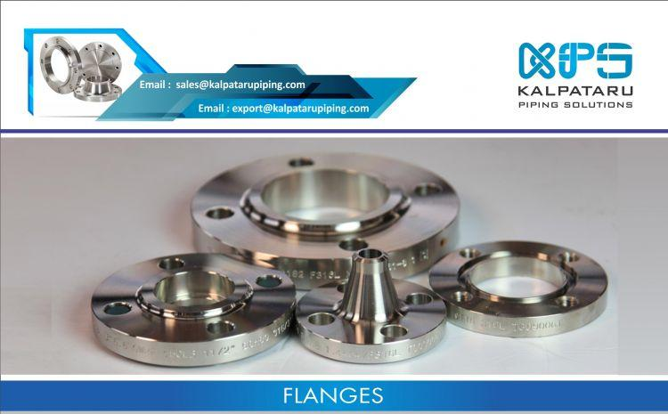 Stainless Steel 317/317L Slip On Raised Face Flanges - Stainless Steel 317/317L SORF Flanges