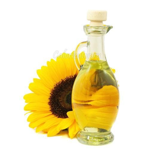 Рафинированное подсолнечное масло - масло в ПЭТ бутылках
