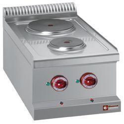 ELECTRIC COOKING RANGE - GAMME OPTIMA 700