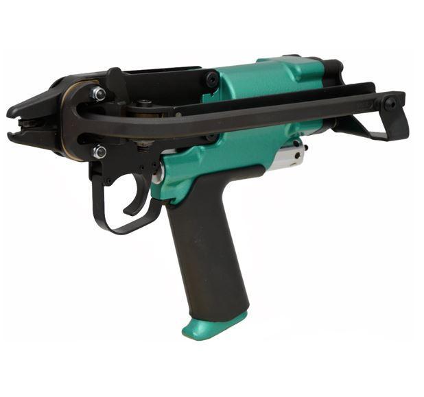 Rundverschlusszangen - Werkzeug für die Fertigung von Gabionen