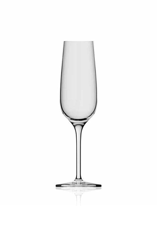Weinland 20 Sparkling Wine Glass - Sparkling Wine Glass 19,9 cl