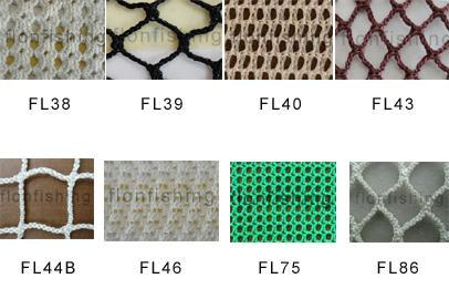 Knotless nets - Polyester knotless nets