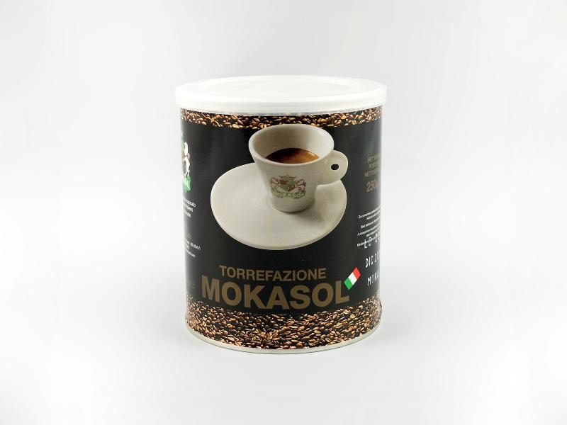 Barattolo con tappo salvaroma Moka - Caffè Macinato