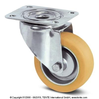 roue haute température - pour les fours et activités en chaleurs extrêmes