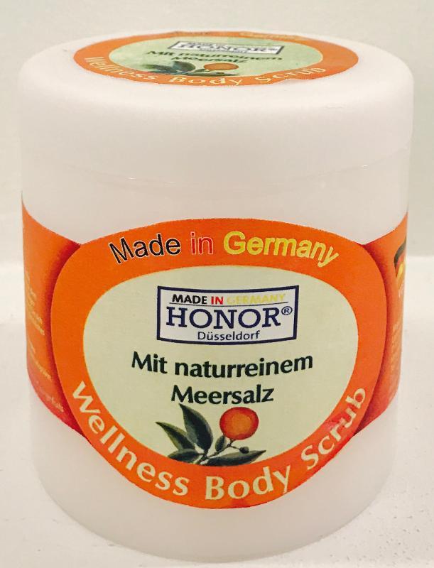 Honor Wellnes Body Scrub 500 ml - Kosmetik