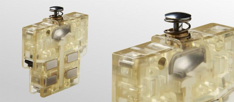 Snap-action switches S820 - Snap-action switches  with enhanced current-carrying capacity