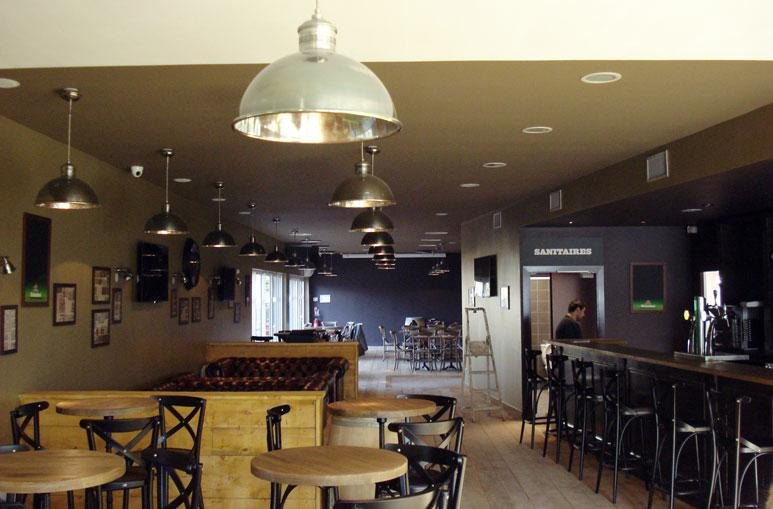Espaces de vie / Club house - Système de construction - Bâtiments sportifs et Espaces Loisirs