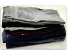 JEANS - Used clothes NO 1.