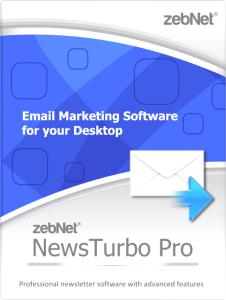 NewsTurbo Pro - Email Marketing Software for your own Computer