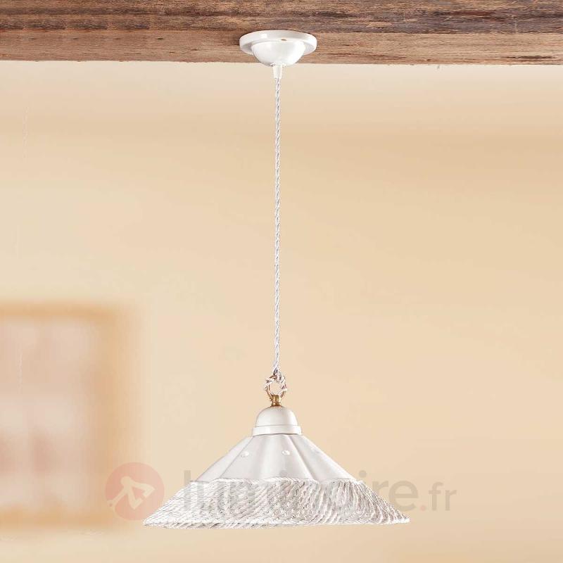 Suspension GONNELLA bordure décorative - Cuisine et salle à manger