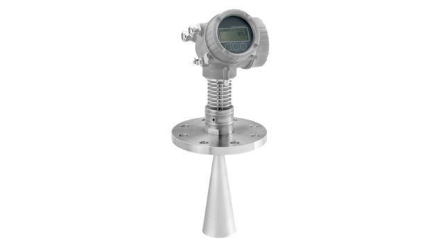 Radar measurement Time-of-Flight Micropilot FMR51 -