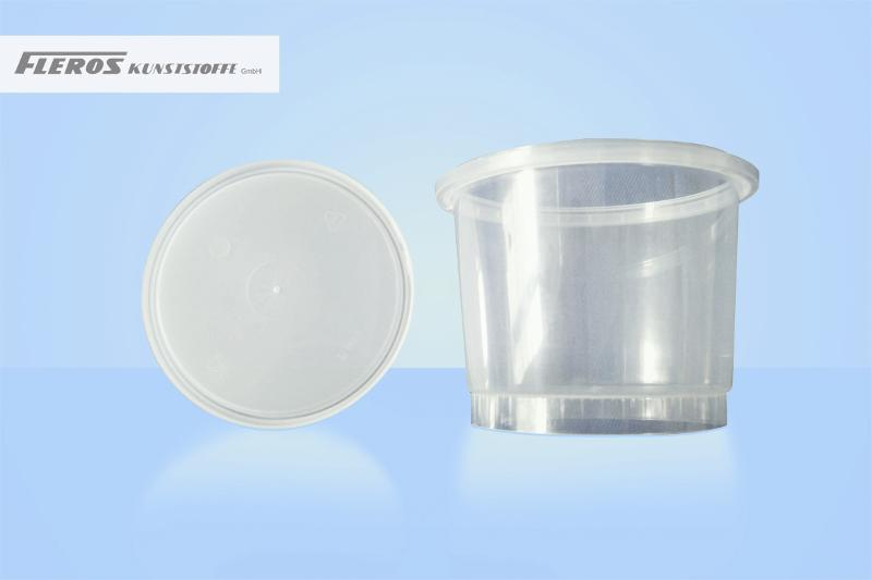 Round containers - RD 250 round container