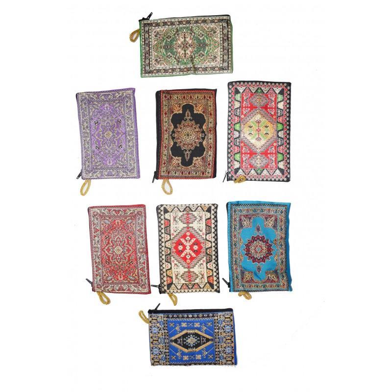 Monedero Árabe 15cm - Moda y Complementos