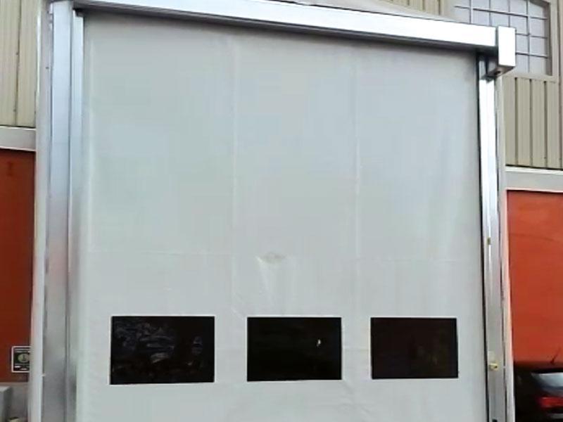 Porte rapide PVC - porte rapide pvc