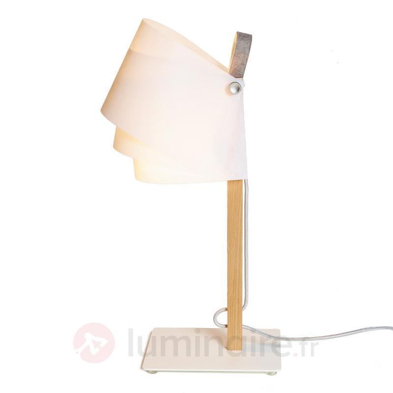 Adorable lampe à poser et applique Fläks - Lampes à poser en bois