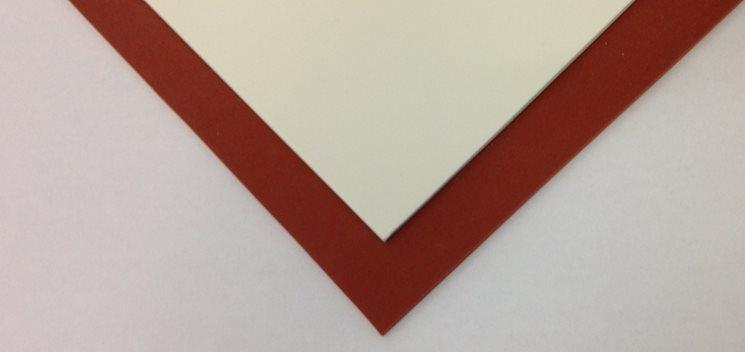 Silicone Rubber Sheet (Solid) - High Temperature Silicone Sheet