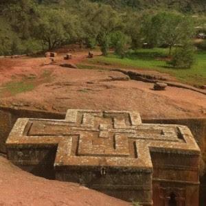 Historical site tour of Ethiopia overland