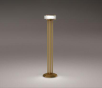 Art deco floor light - Model 116