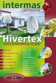 Voile d'hivernage pour la protection - Hivertex