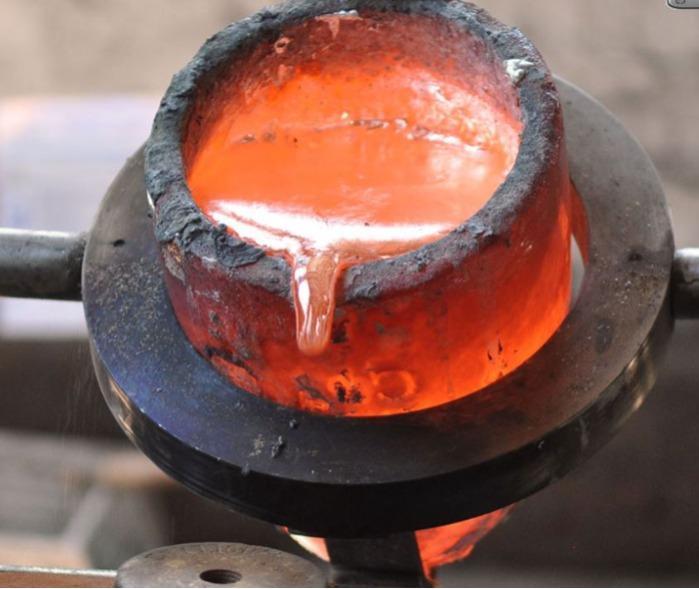 formage des métaux - FONDERIES