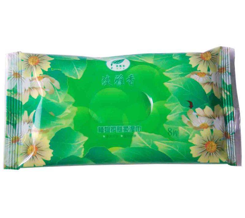 Wet Tissues 8S-Elegant - null
