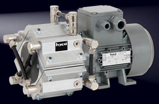 Вакуумные насосы (Vacuum pump) Hyco  -
