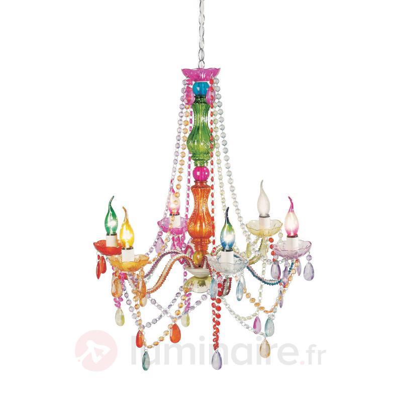 Lustre Starlight Rainbow à 6 lampes - Tous les lustres