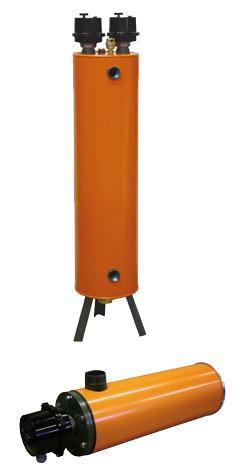 Réchauffeur de boucle électrique  - série RBE