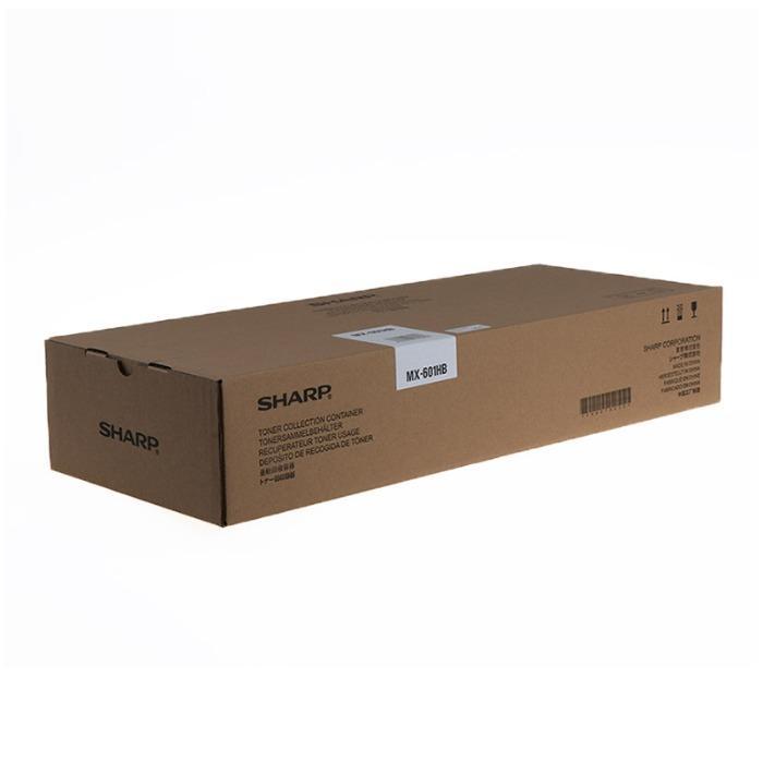 Oryginalna torba na odpady z tonerem od Sharp - Sharp torba na odpady z tonerem MX601HB