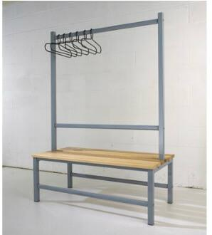 Seating - Double Sided Benching
