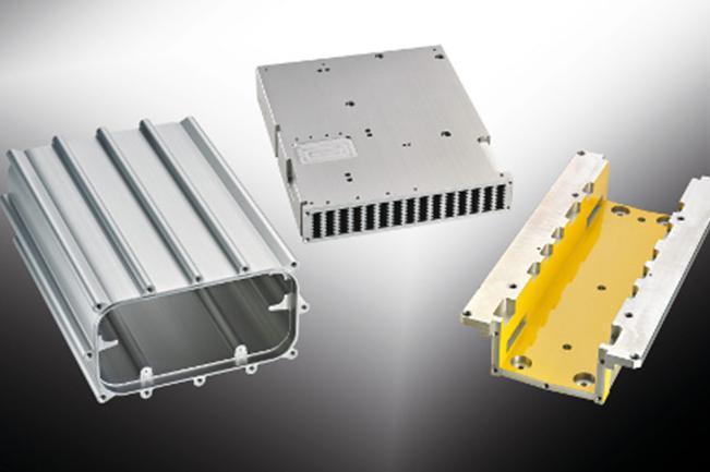 Profil aluminium de précision