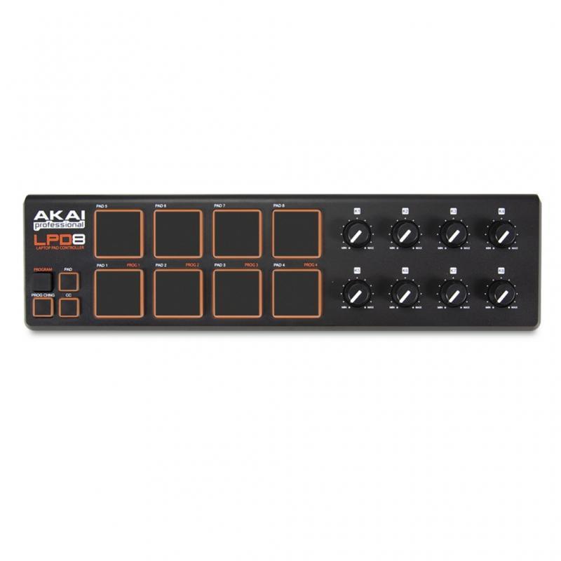 Studio-Controller - Akai LPD 8